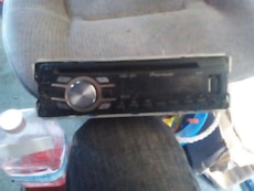 Pioneer cd dvd smc iphone ipod face off sound syst