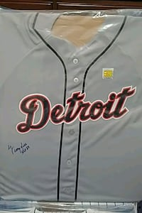 Autograph Hall of Fame Jersey George Kell Staten Island, 10304
