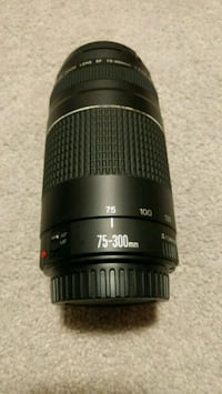 Canon EF 75-300mm f/4-6.5 III London, N6G 2Z7