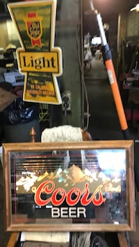 Coors sign --excellent condition Dayton, 45403