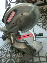 gray and red Craftsman miter saw Los Angeles, 90033