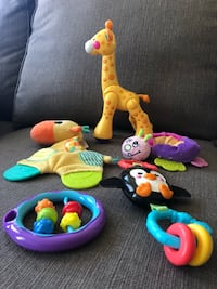baby's assorted toys Hagerstown