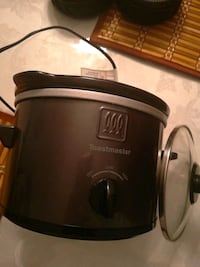 Slow cooker toastmaster