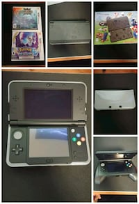 Nintendo 3ds Limited edition + more Brantford, N3T 1N3