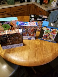 Puzzles under 5 puzzles for 20 or $5 each