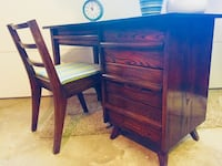 Mcm Desk and Chair Santa Barbara, 93105