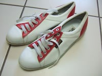 women new condition 6.5 leather sole man made bowling shoes Toronto