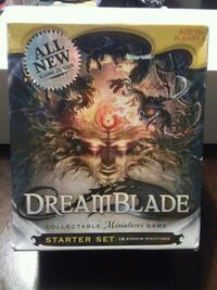 BRAND NEW DREAMBLADE COLLECTABLE MINIATURES GAME