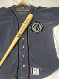 SPIKE LEE 40 ACRES & A MULE BASEBALL JERSEY Cleveland Heights, 44106