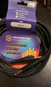 Guitar Cable Vaughan, L4J 8Y7