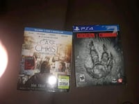 two Sony PS3 game cases Lake Elsinore, 92530
