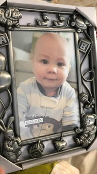 Perfect Baby Shower Gift! Super cute Baby Picture Frame! Salt Lake City, 84116