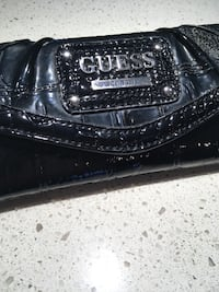 Guess Patent Wallet Central Okanagan, V4T
