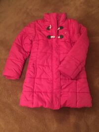 Girl nautica coat size 7, very good condition Silver Spring, 20910