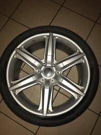 22 inch rims and tires Midland, 79701