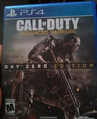 cod advanced warfare ps4 game Westminster, 92683