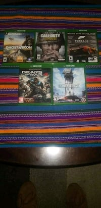 Xbox One Games Chicago, 60625