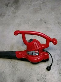 red and black electric string trimmer Vallejo, 94591