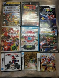 Game Cases and Or Manuals only - Allstarpawn  Edmonton, T5G 0N6