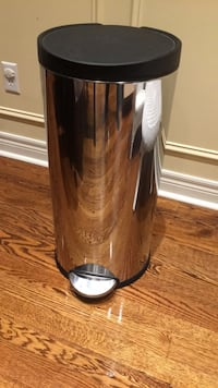 Tall Stainless Steel Garbage Can Vaughan, L6A 1S6