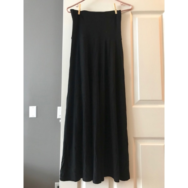 Gap strapless dress & skirt