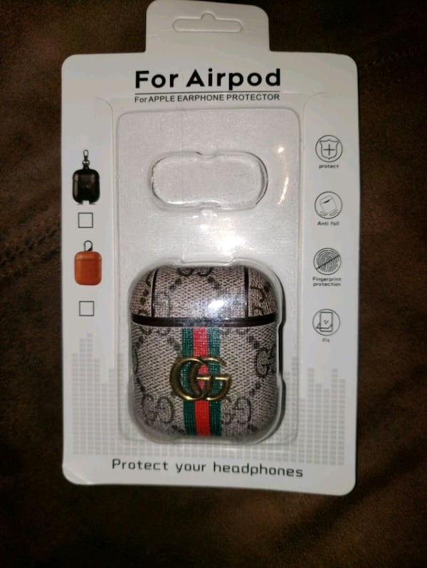 Sold Gucci Airpods Case In Mission Letgo
