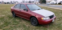 1995 Nissan Sentra GXE AT Dundalk