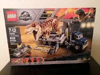 Lego Star Wars toy box Citrus Heights, 95610