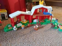 NOW..$35...Fisher Price, Little People Champlin, 55316