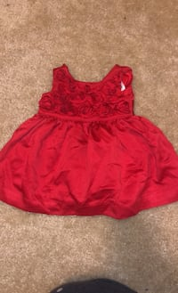 Red dress infant Rockville, 20850