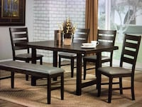 New 6 Piece Dining Set  Airdrie, T4B 3W3