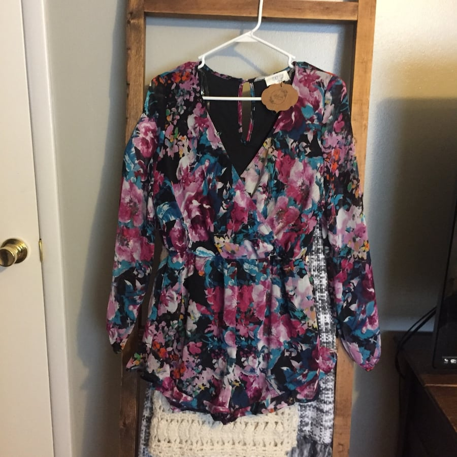 Gently worn clothing. Mostly boutique. $5 each