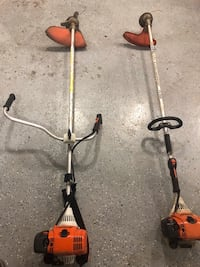 Stihl Fs130 weed eater And a FS90 weed eater  Woodbridge, 22192