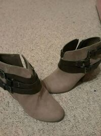 Ankle Boots-barely Worn-Size 7 1/2 Peoria, 61604