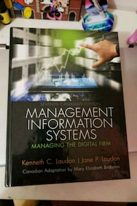 Management Information Systems Mississauga, L5C 3R8