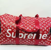 Supreme LV Travel Bag  Ottawa, K1N 7X2