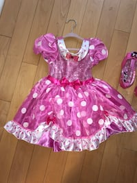 Minnie Mouse Costume   Mississauga, L5M 6V7