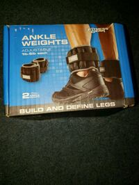 Ankle weights  Clinton, 20735