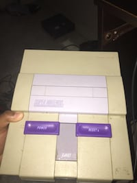 Super Nintendo entertainment system Edmonton, T5E 3L4