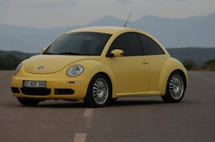 2006 Volkswagen New Beetle 1.6 SMILE