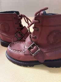 Polo Ralph Lauren Boys Youth Size 7 Boots Wichita, 67218