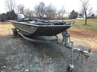 black and gray speed boat Brandy Station, 22714