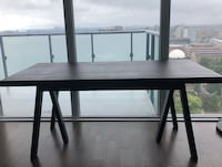wooden dinning table Toronto, M5S 0A6
