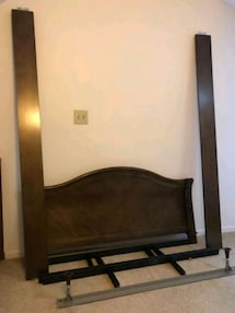 Bed Board and Frame