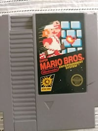 Nintendo Entertainment System Super Mario cartridge Fayetteville, 30214