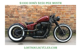 $1000 Down $250 Per Month
