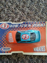 Wheaties 2000 Number 43 Wyoming, 49548