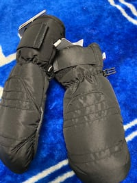 Winter gloves(hot paws)size-8/12 year