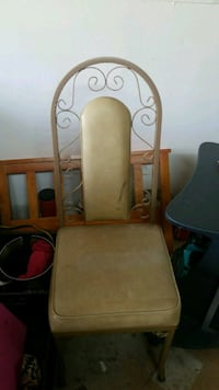 Cast iron chair Austin, 78731