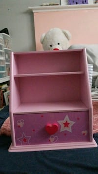 Pink Mini Shelf